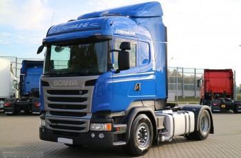 Scania R410LA4x2MNA STREAMLINE