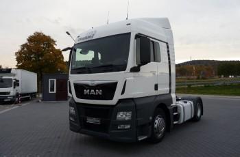 MAN TGX 18.440 / EURO 6 / AUTOMAT / STANDARD /