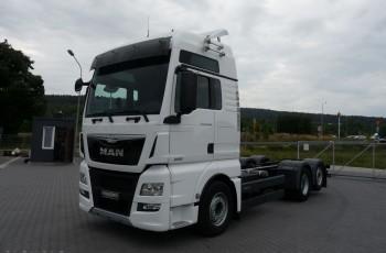 MAN TGX 26.560 / EURO 6 / 6x2 /