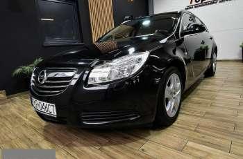 Opel Insignia 2.0cdti manual ZAREJESTROWANA bezwypadkowy GWARANCJA FILM