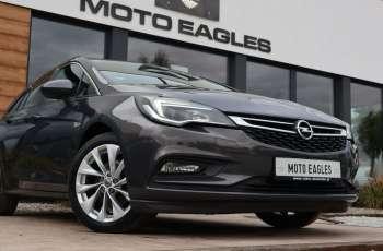 Opel Astra PIĘKNY PDC Opłacony LED as.pasa Opłacony CHROM